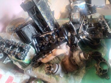 запчасти мерседес вито 639 в Кыргызстан: Продаю запчасти на Мерседес Вито 2,2 639 двигатель есть трубина