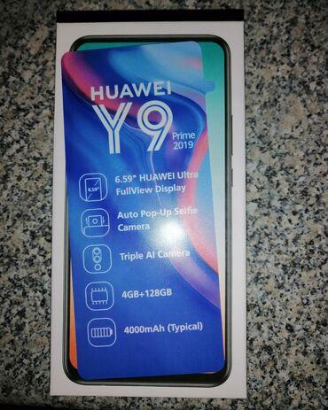 Huawei y9 prime 2019 satılır təcili bu gün alana endirim çox olacaq