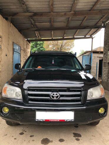 toyota 1980 в Кыргызстан: Toyota Highlander 2003