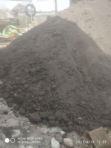 Чернозём чистый рыхлый без мусора Чернозём горный .Чернозём для