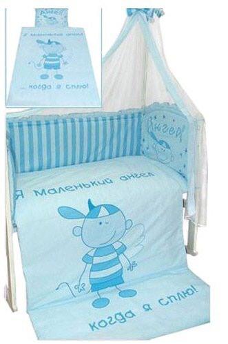 Комплект в кроватку. Производство в Бишкек