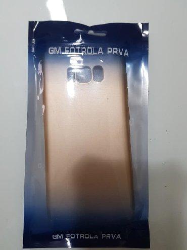Haljinica sifra - Srbija: Samsung s8 plus futrola sifra 138 Novo
