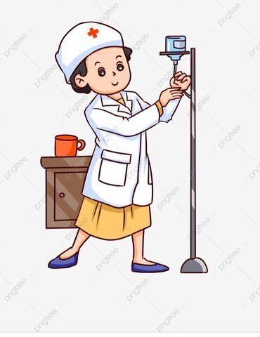 Мед Сестра на выезд с 6 летним стажем иметь при себе назначение врач
