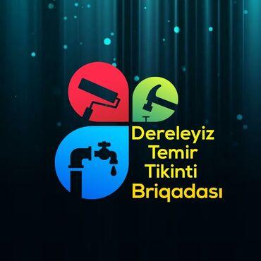 suvaq isleri - Azərbaycan: Dereleyiz temir birqada menzil ofis obyekt bag evleri ve s.kimi