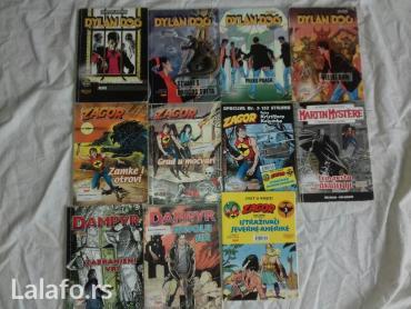 Knjige, časopisi, CD i DVD | Sjenica: Mnogo zanimljivi stripovi uz koje nasa masta postize sledeci nivo. U