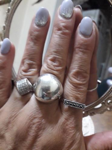 Серебро кольца 18размер в Бишкек