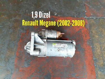 volkswagen дизель в Азербайджан: Renault Megane 1,9 Dizel Starteri