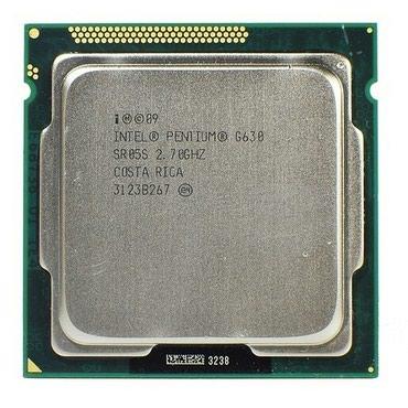 Xırdalan şəhərində Intel Pentium G630 2.7 GHz Dual-Core CPU Processor 3M 65W LGA 1155
