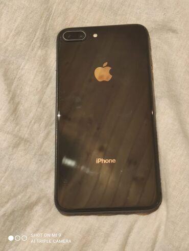 İşlənmiş iPhone 8 Plus 256 GB Qara