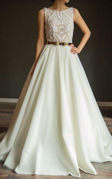 Продаю свое счастливое свадебное платье от крутого дизайнера Анвара Ту