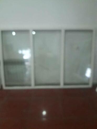пластиковая бочка бишкек в Кыргызстан: Продаю пластиковую окны. Размер 1.50 на 1.95. 1.50 на 2.27