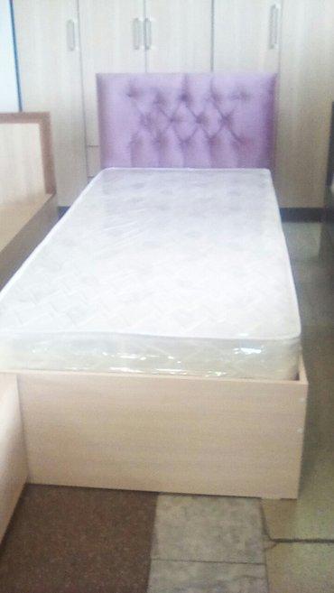 Новая односп.кровать,размер 0.9*2, без в Бишкек