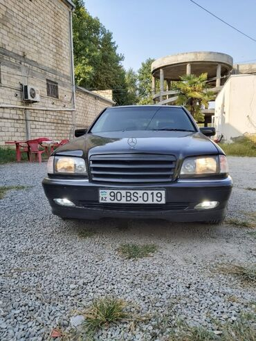 Mercedes-Benz - Azərbaycan: Mercedes-Benz 2.4 l. 1998 | 260 km