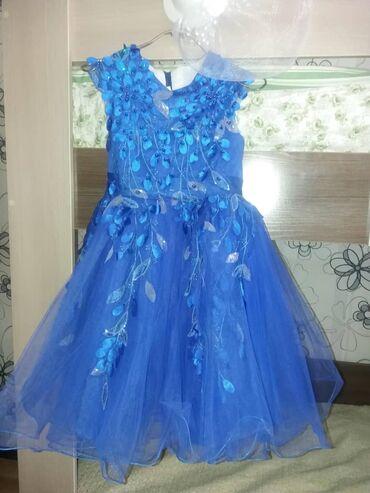 Личные вещи - Орловка: Красивое платье на девочку 8-10 лет. Подъюбник и шляпка в подарок!!