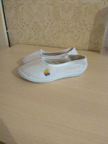замшевые туфли на каблуках в Кыргызстан: Балетки почти новые цена 150с р-н Орто сайский рынок