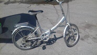 velosiped dlja detej market в Кыргызстан: СРОЧНО ПРОДАЮ, корейский велосипед  Состояние отличное