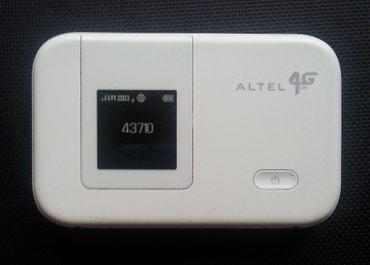 Продаю минироутер-вайфай 4G LTE, Huawei E5372s, в Бишкек