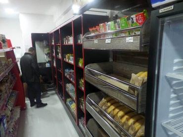 Bakı şəhərində Çörək üçün vitrin Dolabi