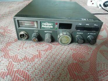Радио станция KAISER AUTOFUNK KA 9040. Выходная мощность 5вт