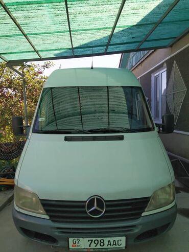 дизель кж авто in Кыргызстан | АВТОЗАПЧАСТИ: Mercedes-Benz Sprinter 2.7 л. 2001