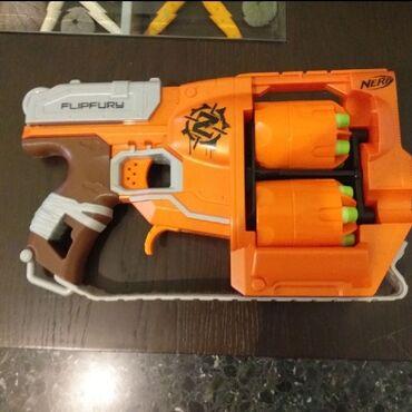 Flipfury Nerf Gun + Σφαιρες