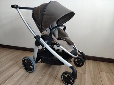 детские коляски 2 в 1 в Кыргызстан: Продаю детскую коляску Bebe Confort Elea 2 в 1. Разработана во