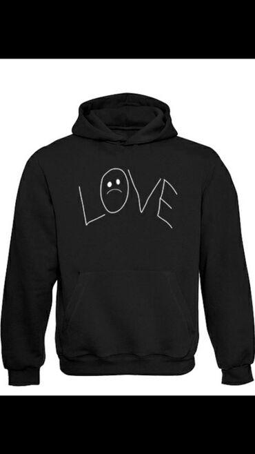 Muška odeća | Novi Sad: Lil Peep Love Duks (premium) Velicine: S, M, L, XL, XXL, XXXL
