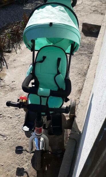 Детский мир - Кок-Ой: Почти новый великоляска
