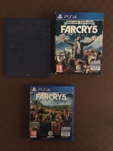 Far Cry 5 για ps4 Deluxe Edition σε Αθήνα - εικόνες 3