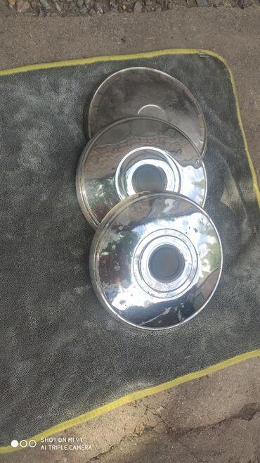 Транспорт - Милянфан: Колпаки для железных дисков на отечественные автомобили