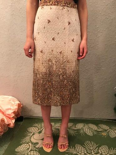 Ажурная юбка, отличная посадка. в Лебединовка