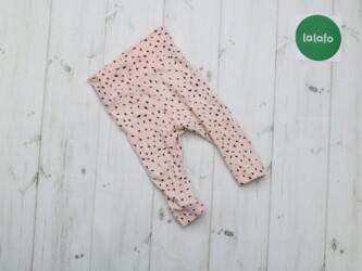 Штаны для малыша     Длина: 37 см Длина шага: 18 см Пояс-резинка: 20 с