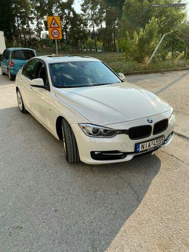 BMW 320 1.6 l. 2015 | 52000 km