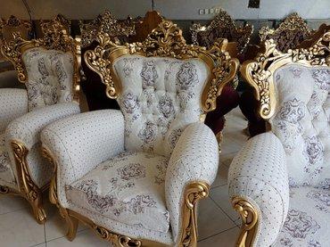 Новые мебели для гостинной, иранского производства, ручная работа. в Душанбе