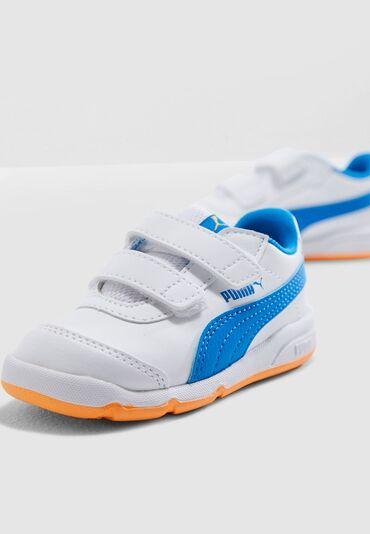 реставрация обуви бишкек в Кыргызстан: Новые кроссовки Puma длина стельки 20 см, 32 размер по цене ниже