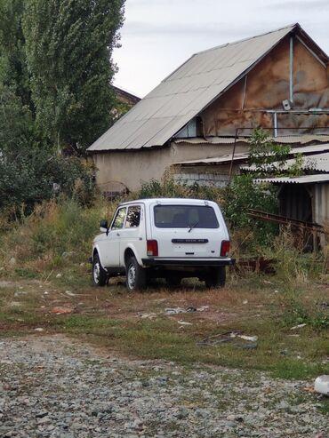 форд внедорожник купить в Ак-Джол: ВАЗ (ЛАДА) 4x4 Нива 1.7 л. 2004 | 2580 км
