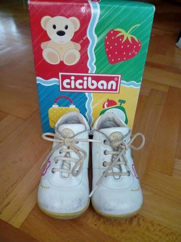 Ciciban cipele za devojcice u broju 17 - Pozarevac
