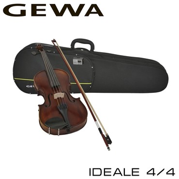 Скрипка Gewa IDEALEСкрипичный комплект GEWA IDEALE 4/4