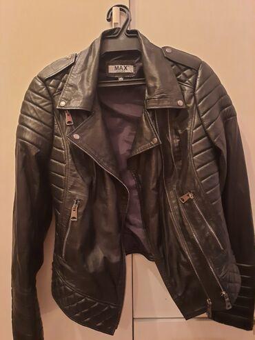 Куртки новые кожаные косухи