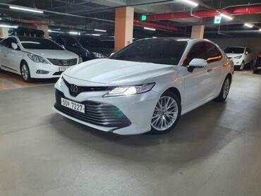 toyota-camry-б-у в Кыргызстан: Toyota Camry 2018