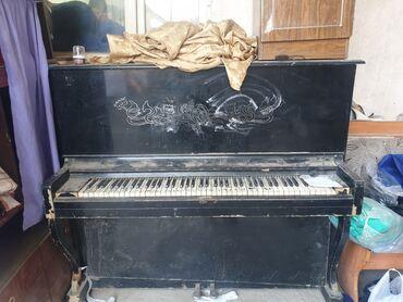 пианино чайка в Кыргызстан: Пианино