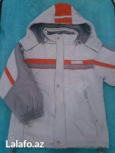 Bakı şəhərində теплая куртка на 7-8 лет