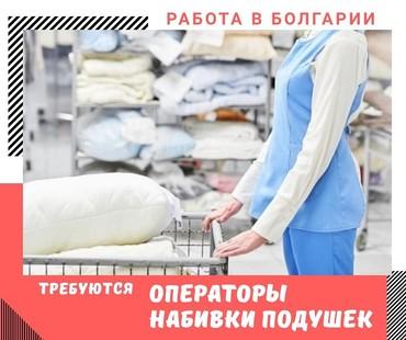 Операторы в Болгарию! в Бишкек