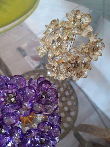Сувенир цветы   два букетика продам парой