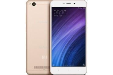 Xiaomi redmi 4 16gb grey - Azerbejdžan: Novo Xiaomi Redmi 4A 16 GB zlatni