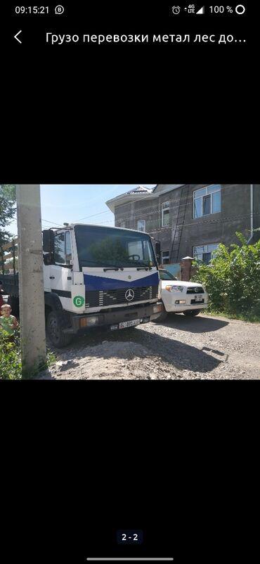 турбина бишкек in Кыргызстан | АВТОЗАПЧАСТИ: Mercedes-Benz 6 л. 1996 | 11111 км