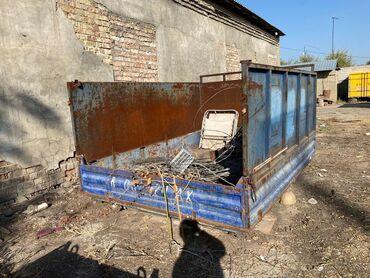 гигант 814 бишкек in Кыргызстан | АВТОЗАПЧАСТИ: Борт на гигант (Mercedes-Benz 814) Самосвальный, в сборе. Длина - 3м