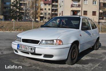 Daewoo nexia, 1500cc, 1996. Godiste.. Vozilo u dobrom stanju.. Redovno - Kragujevac