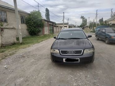 Audi A6 2.4 л. 1998