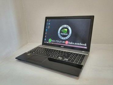 Bakı şəhərində Acer V3-551G  - 420 manat -  whatsapp 24 saat aktiv